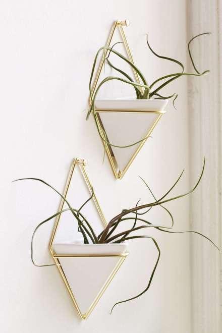 triangle planters